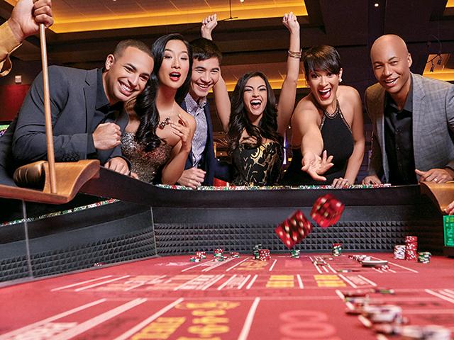 Casinos offer