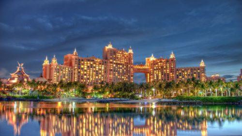 Hotely v kasinu